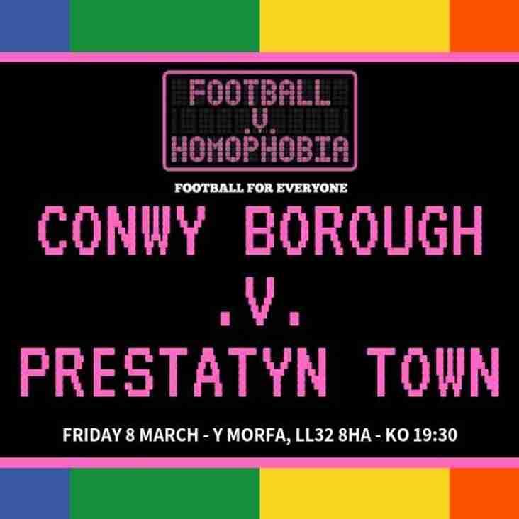 Match Preview - Prestatyn Town FC