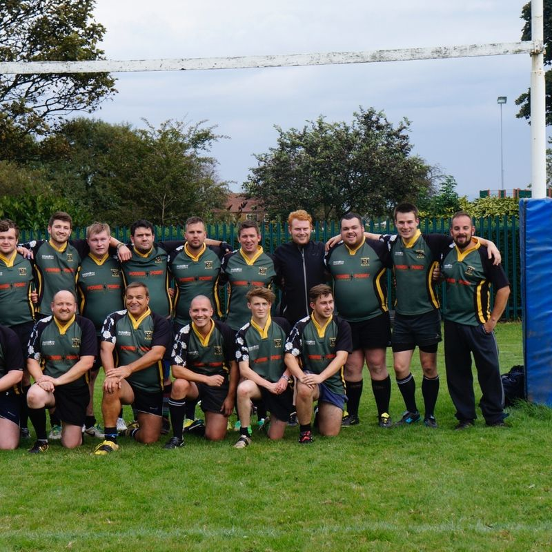 Men's 2nd XV beat Wensleydale 3rds  10 - 74
