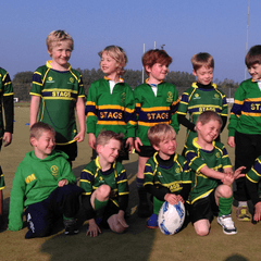 Stags Under 7's 2015/16 season