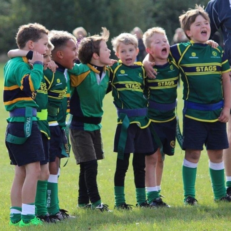 Stags Minis & Juniors Presentation Day - Sunday 23rd April