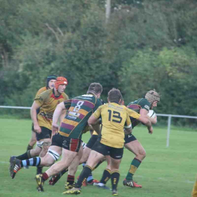 OBs 1s v Keynsham (13-17) 1-10-16