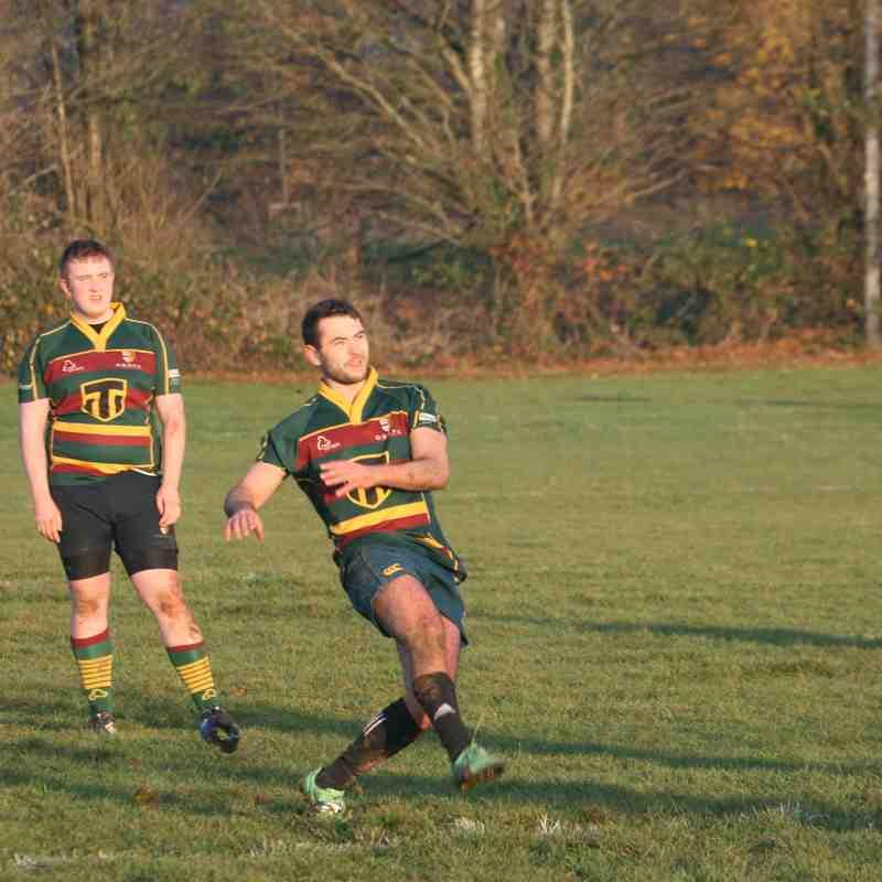 OBs IIIs vs Avonmouth IIIs 39-0 win