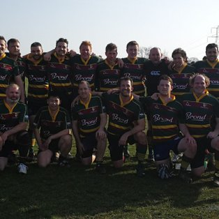 Great game in the Spring Sunshine