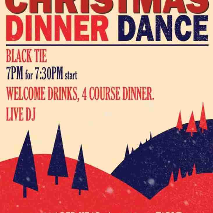 Christmas Dinner Dance 2018