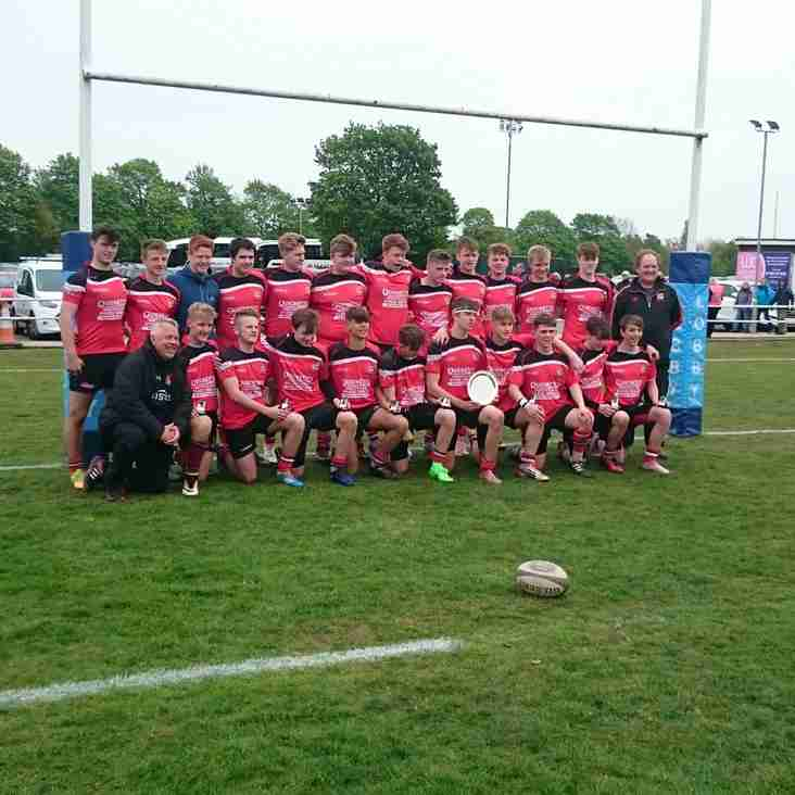 U16 North Midlands plate final