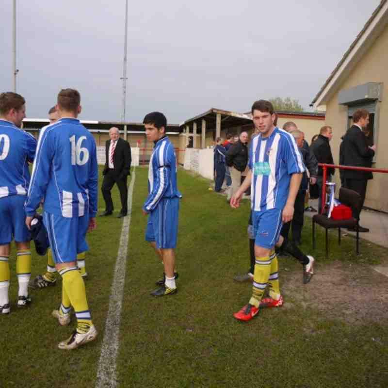 League cup final 2012 west lancs div 2. treblesville !!!!!!