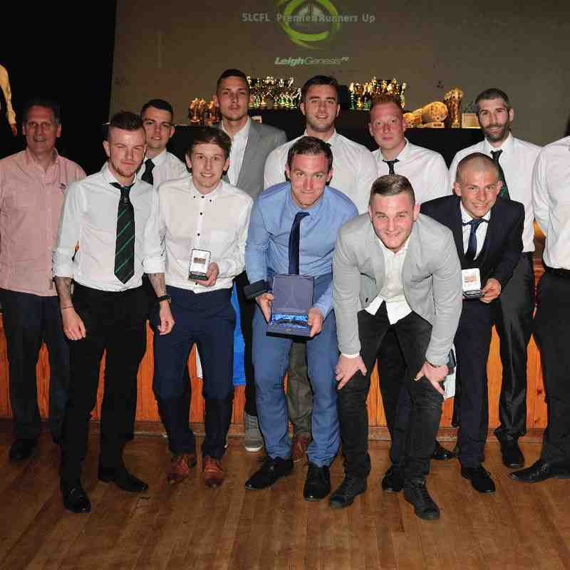 Presentation Night (Saturday)