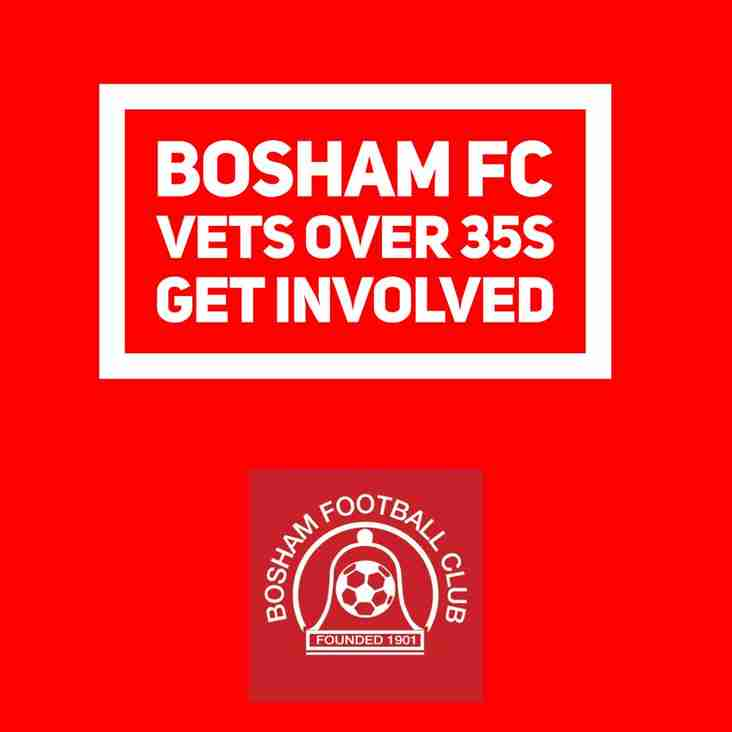 Bosham FC Vets - Over 35's