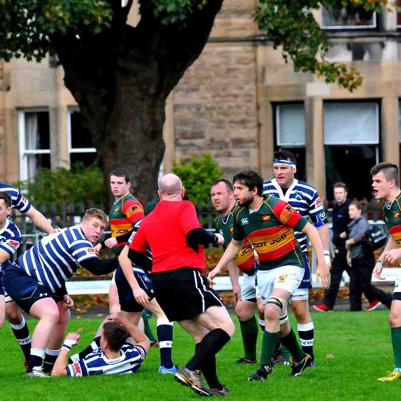 Glasgow Accies  v Cambuslang 31/12/15