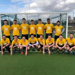 Mens 1st XI beat Oxted 3 2 - 4