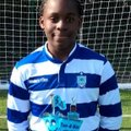 Williams bags a hat trick