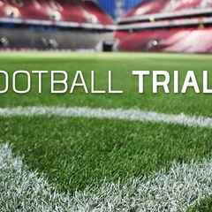 1st Team & Reserve Team Trials