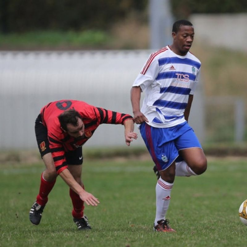 Essex Senior League: Allan Fenn hails Ilford's Sipho Mtyanda after fantastic February
