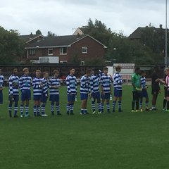 AFC Hornchurch V Ilford U15