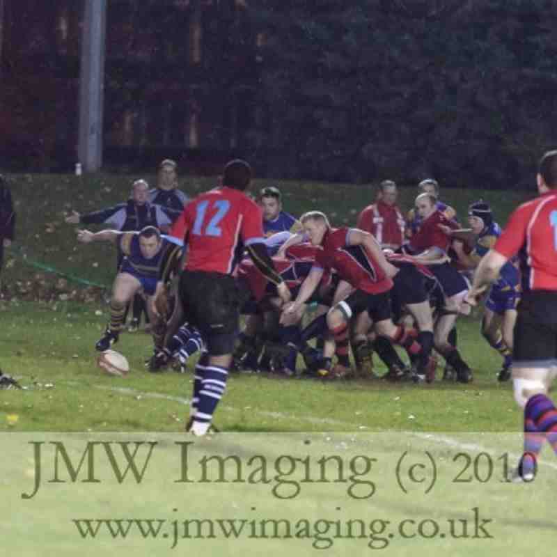 2nd XV vs Defence Academy Shrivenham