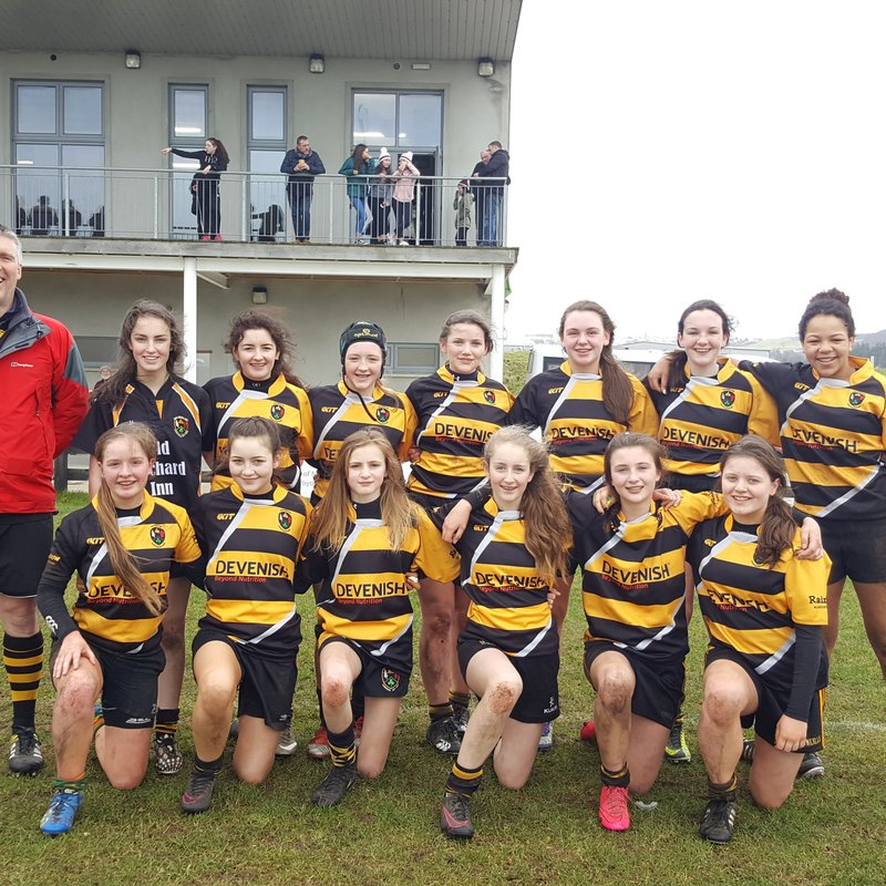 Stunning Comeback by Letterkenny Girls: Report by Arthur McMahon