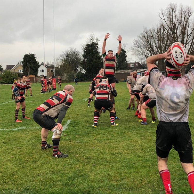 Uxbridge pack dominance basis for win over West London
