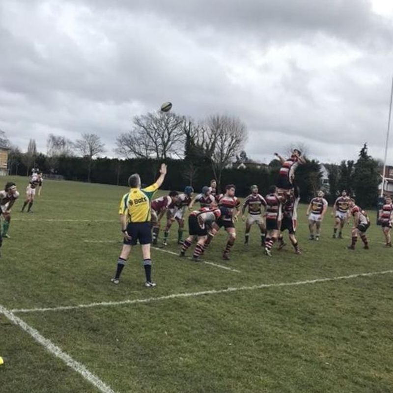 High-flying Thamesians take the spoils against Uxbridge in physical encounter