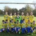 Under 13 Devils beat Rugby Town Cougars 7 - 3
