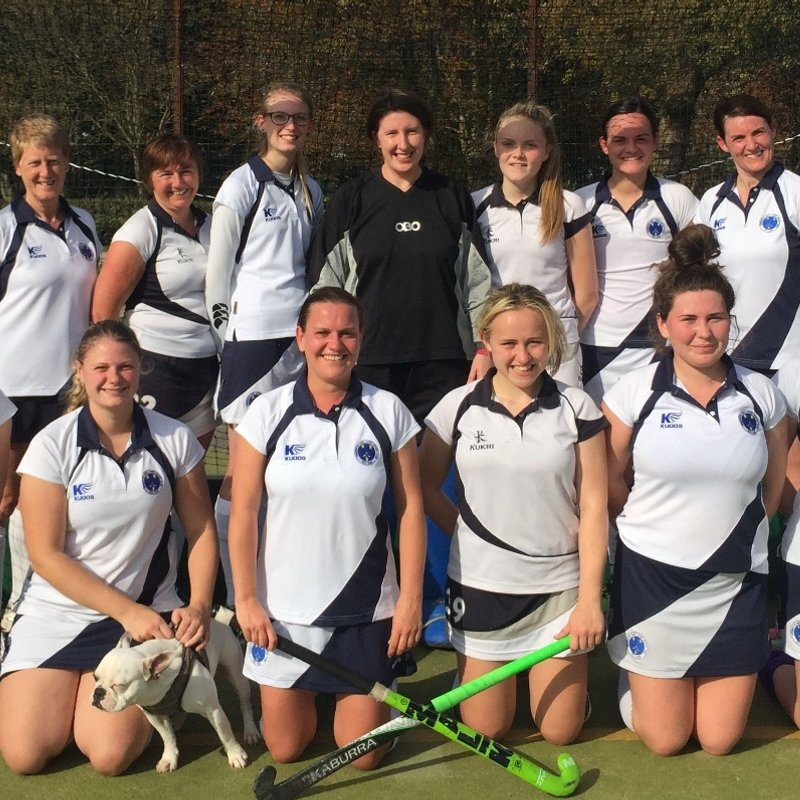 Ladies 1st XI beat Lymm Ladies 2 0 - 1