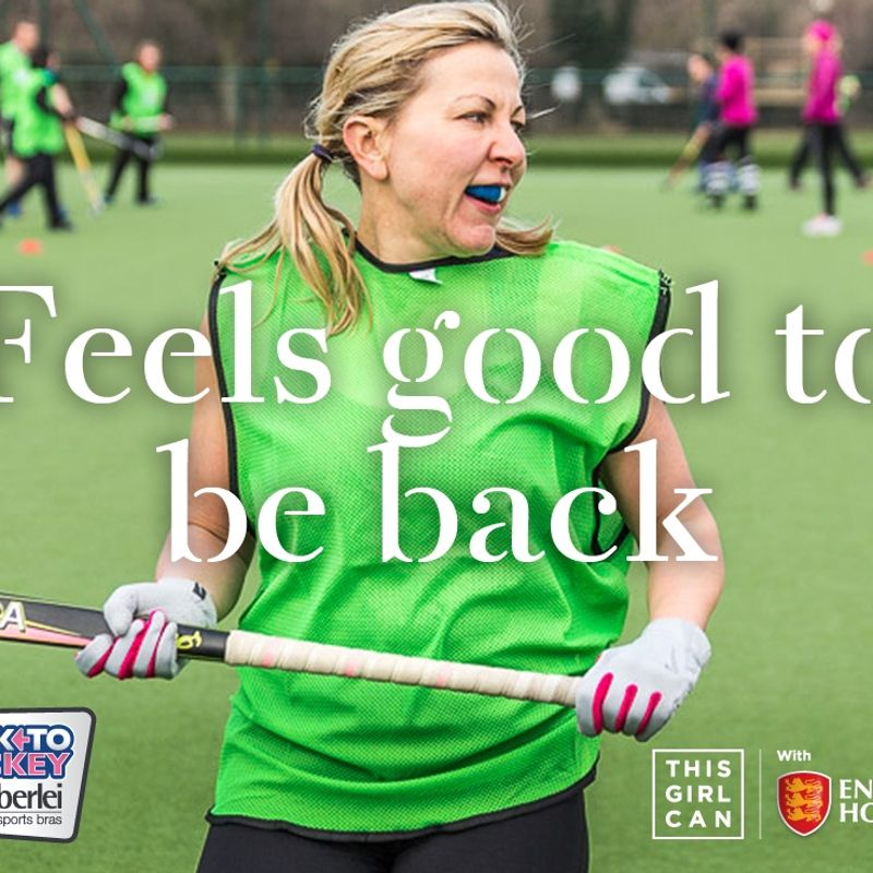 All Hockey Training Starts Again  - Tuesday 9th January 2018