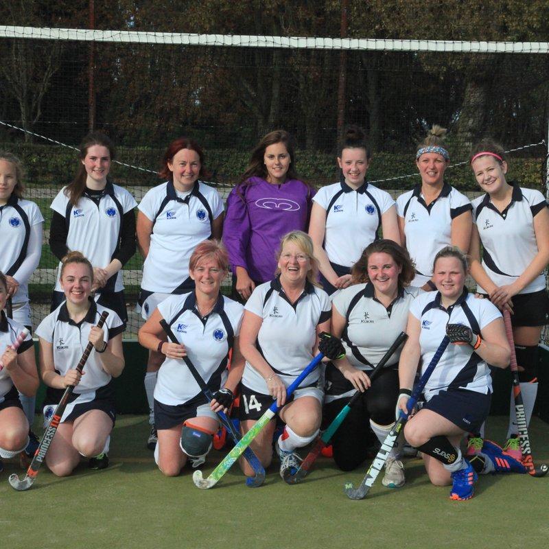 Ladies 2nd XI beat Chester Ladies 4s 0 - 5
