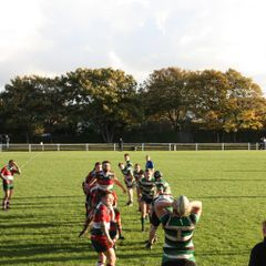 Firwood Waterloo v Lymm October 2015