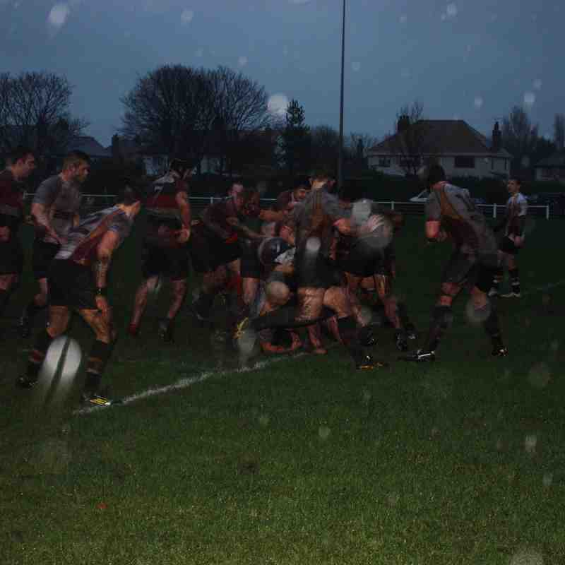 Firwood Waterloo 2nds v Caldy December 2015