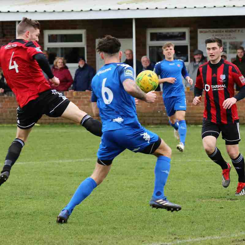 Brightlingsea Regent v Lewes FC 16/3/19