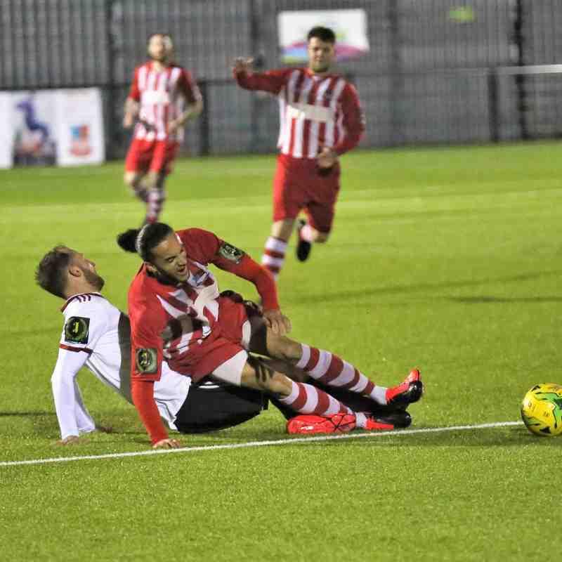 Bowers & Pitsea FC v Brightlingsea Regent 18.02.2020