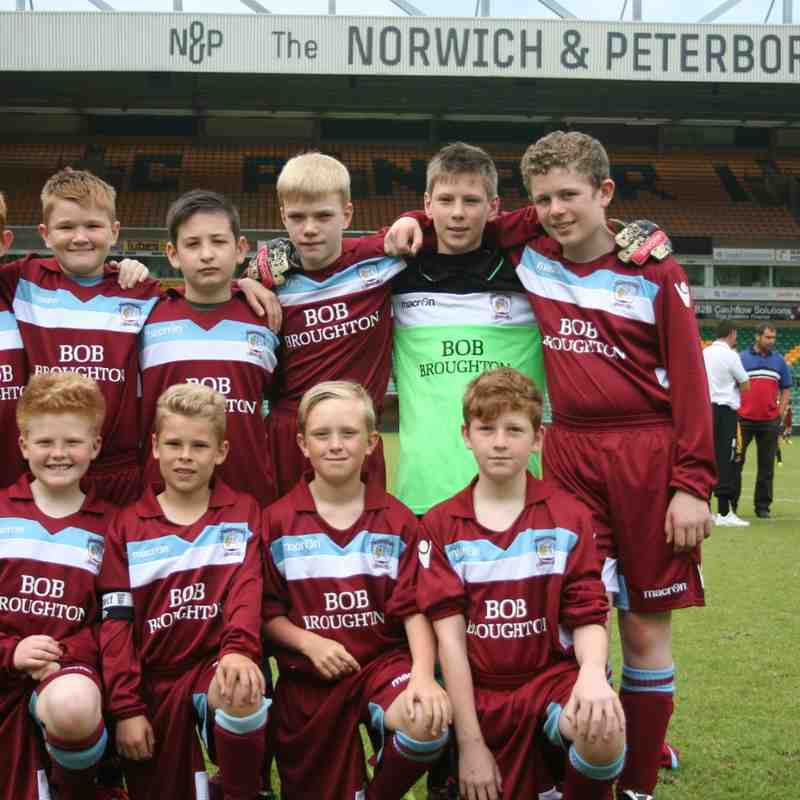 Norwich City Tournament June 2014