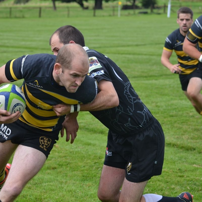 North Tawton see off rivals Molton but are relegated to League 2