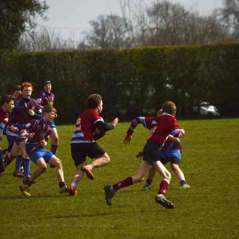 Sils vs camps U13