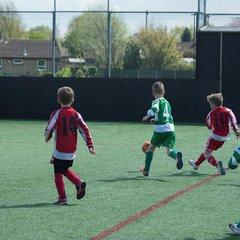 25-4-15 - Priory Soccer School Mini Festival