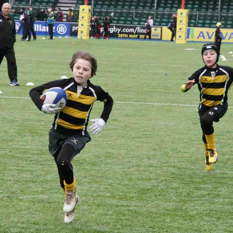 U10's Winners at Allianz Park 26th March 2016 - Well done boys, you make us so proud ! (part 1)