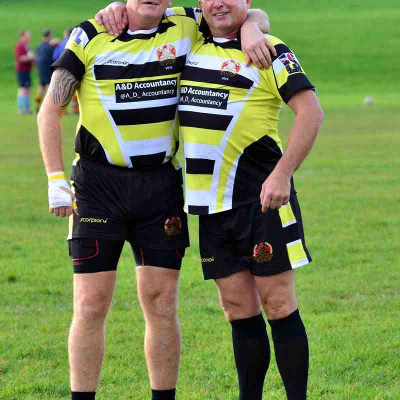 Coney Hill Legends V Old Bristolians Vets
