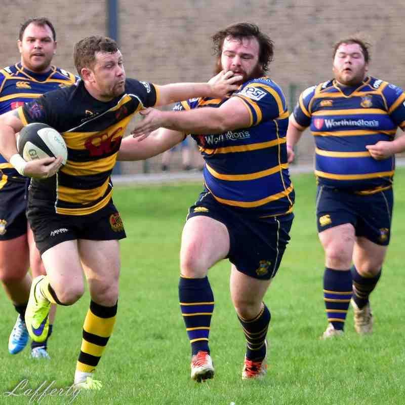 2ND Coney Hill 11 V 11 Old Centralians