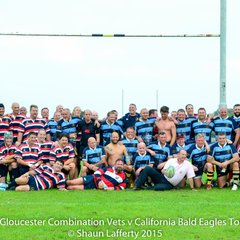 California Bald Eagles V Gloucester Vets