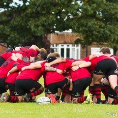 Spartans V Gloucester Old Boys
