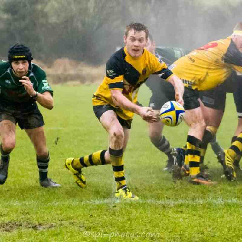 Chosen Hill V Coney Hill Dec 2016
