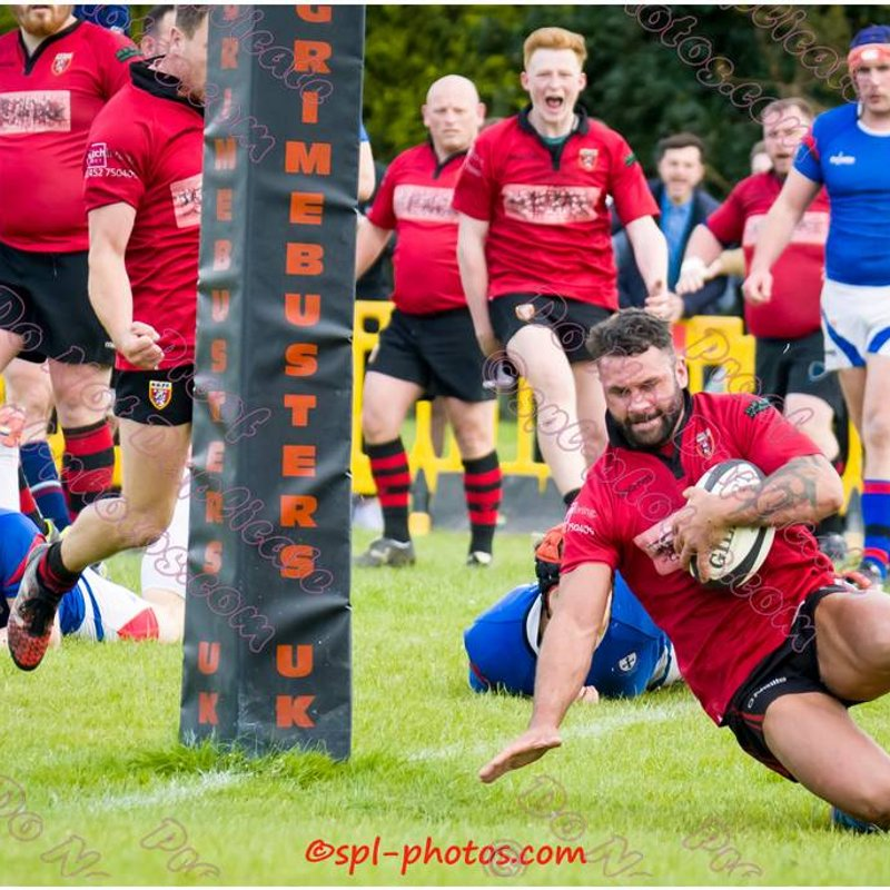 Spartans RFC V Old Whitgiftian RFC Part 1