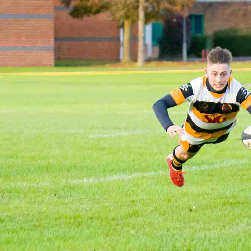 Coney Hill V Cheltenham Tigers