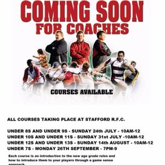 September Age Grade Rugby CPD