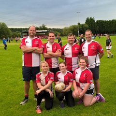 Touch Rugby 19.05.2016