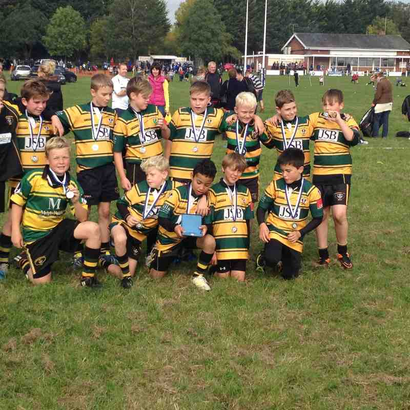 Under 11s win Men's Own