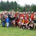 Captain's XV wins inaugural TMK memorial Trophy