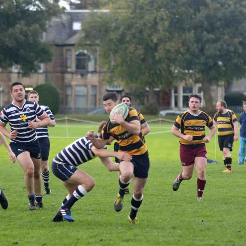 EKRFC 2nd XV Season 2017-18