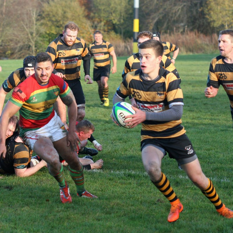 East Kilbride RFC vs Cambuslang RFC Match Report
