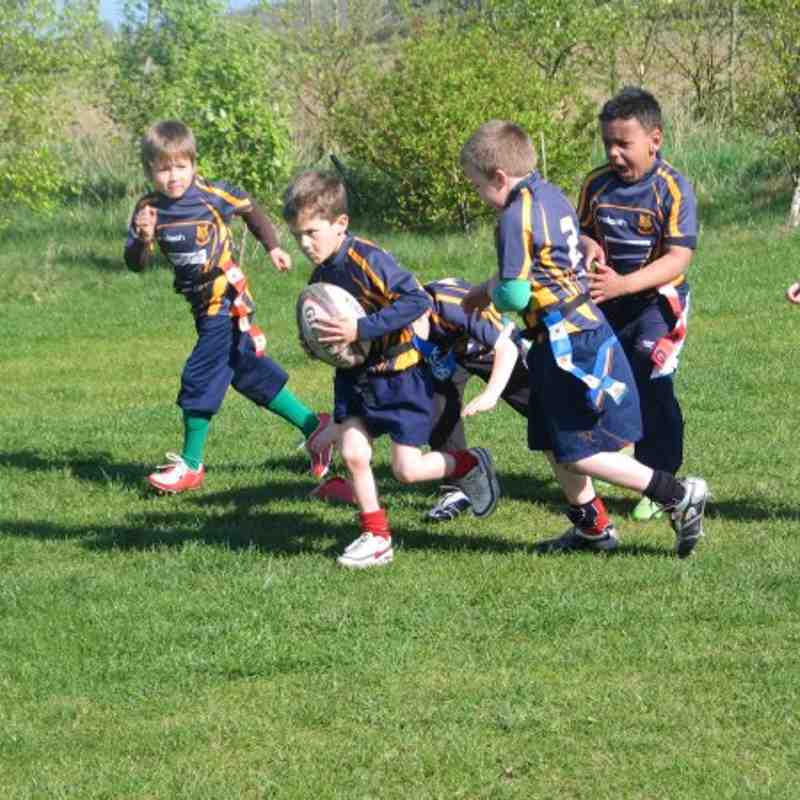 Under 7s County Fest & Syston at home
