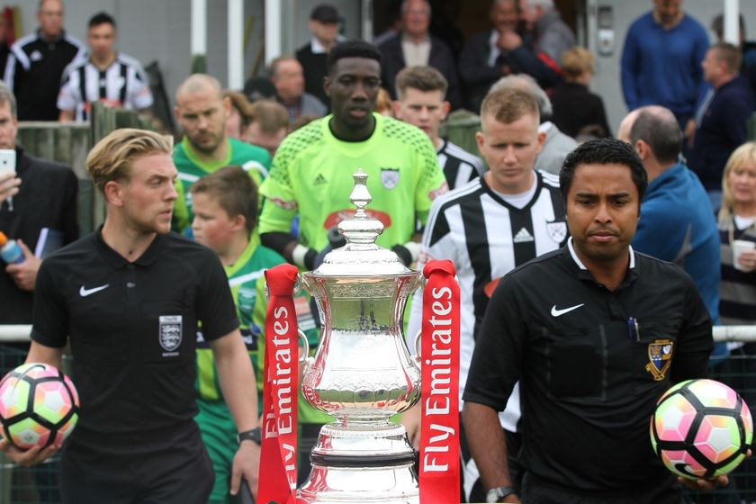 FA CUP OPPONENTS